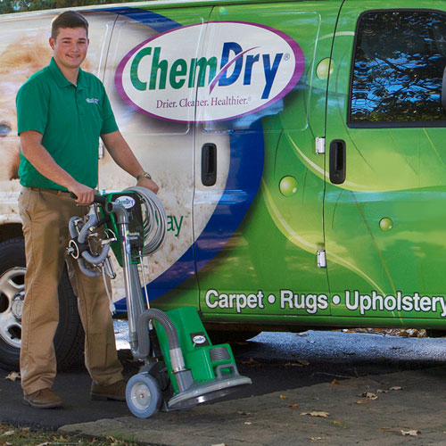 Trust Klein Chem-Dry for your carpet and upholstery cleaning service needs